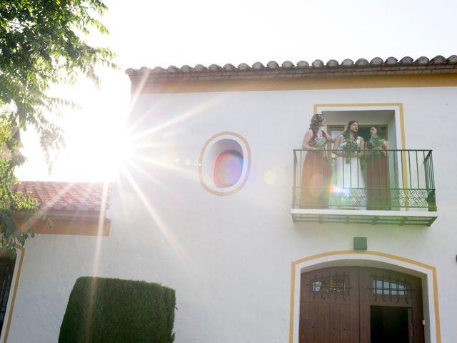 La boda de Anais y Hector en Ribesalbes, Castellón 8