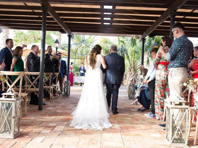 La boda de Anais y Hector en Ribesalbes, Castellón 16