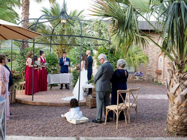 La boda de Anais y Hector en Ribesalbes, Castellón 17