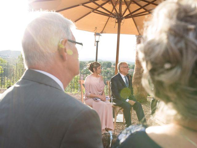 La boda de Anais y Hector en Ribesalbes, Castellón 19