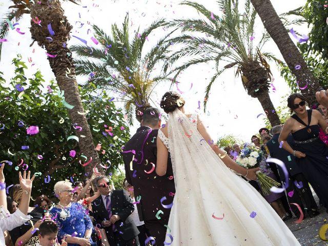 La boda de Pablo y Jennifer  en Grao de Castellón, Castellón 5