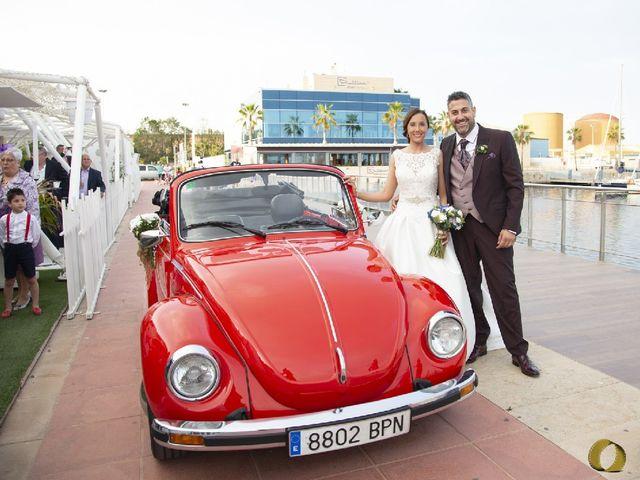 La boda de Pablo y Jennifer  en Grao de Castellón, Castellón 6