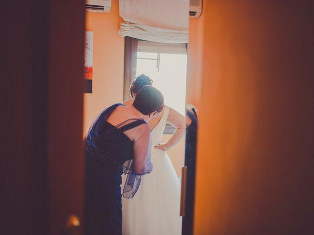 La boda de Miguel y Mireia en L' Ametlla Del Valles, Barcelona 35