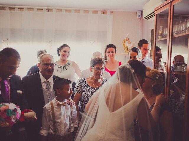 La boda de Miguel y Mireia en L' Ametlla Del Valles, Barcelona 65