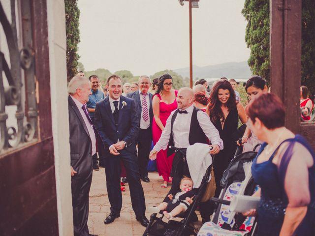 La boda de Miguel y Mireia en L' Ametlla Del Valles, Barcelona 77