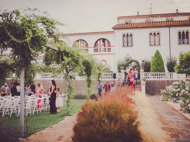 La boda de Miguel y Mireia en L' Ametlla Del Valles, Barcelona 95
