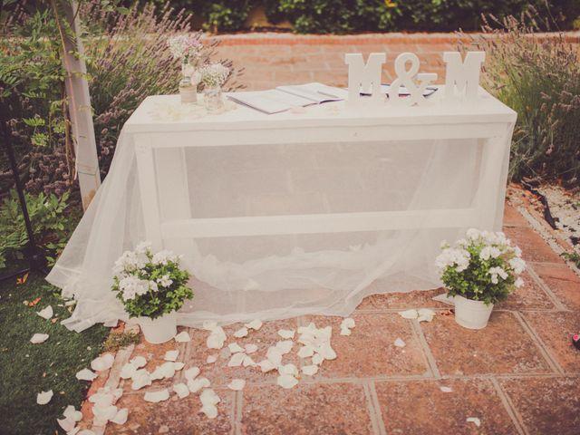 La boda de Miguel y Mireia en L' Ametlla Del Valles, Barcelona 97