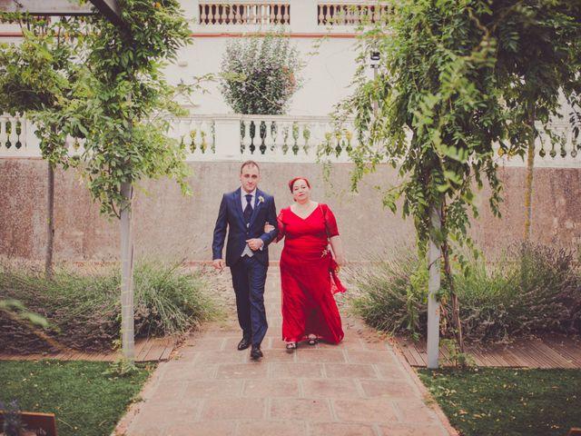 La boda de Miguel y Mireia en L' Ametlla Del Valles, Barcelona 101