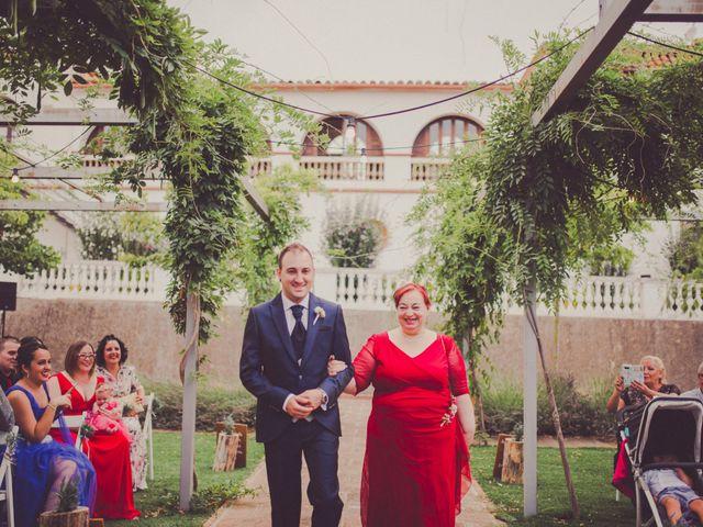 La boda de Miguel y Mireia en L' Ametlla Del Valles, Barcelona 102