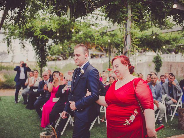 La boda de Miguel y Mireia en L' Ametlla Del Valles, Barcelona 103