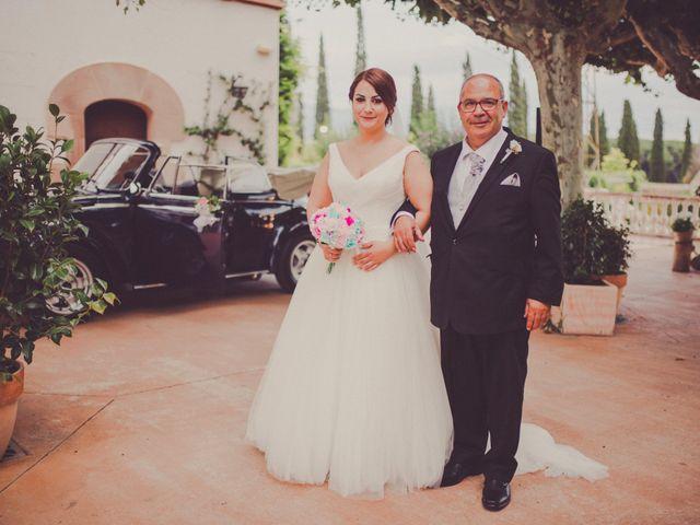 La boda de Miguel y Mireia en L' Ametlla Del Valles, Barcelona 114
