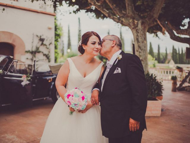La boda de Miguel y Mireia en L' Ametlla Del Valles, Barcelona 116