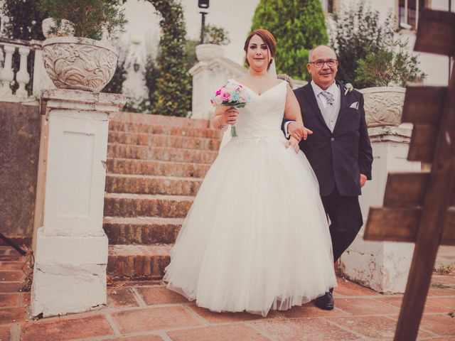 La boda de Miguel y Mireia en L' Ametlla Del Valles, Barcelona 120