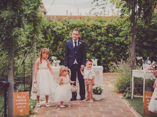 La boda de Miguel y Mireia en L' Ametlla Del Valles, Barcelona 121