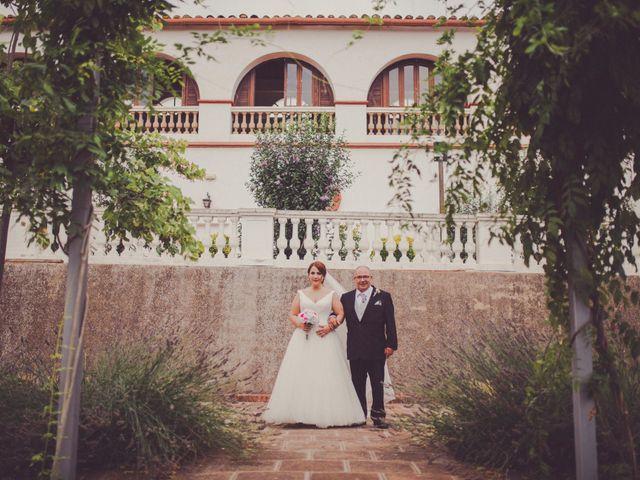 La boda de Miguel y Mireia en L' Ametlla Del Valles, Barcelona 122