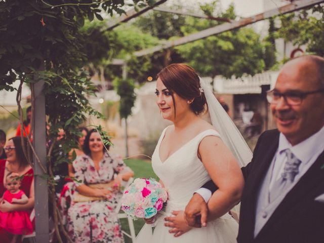 La boda de Miguel y Mireia en L' Ametlla Del Valles, Barcelona 123
