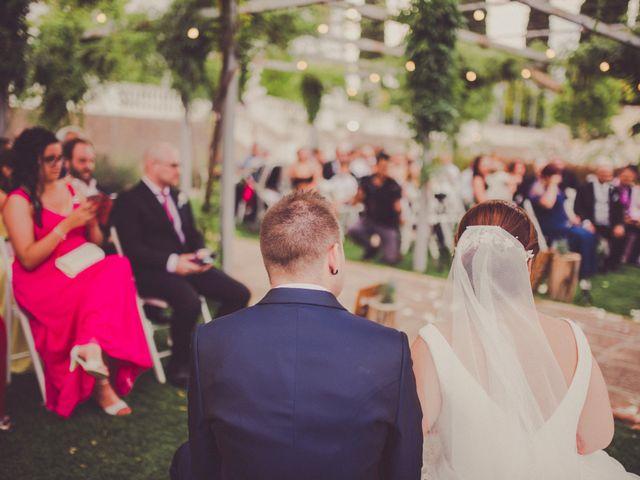 La boda de Miguel y Mireia en L' Ametlla Del Valles, Barcelona 130