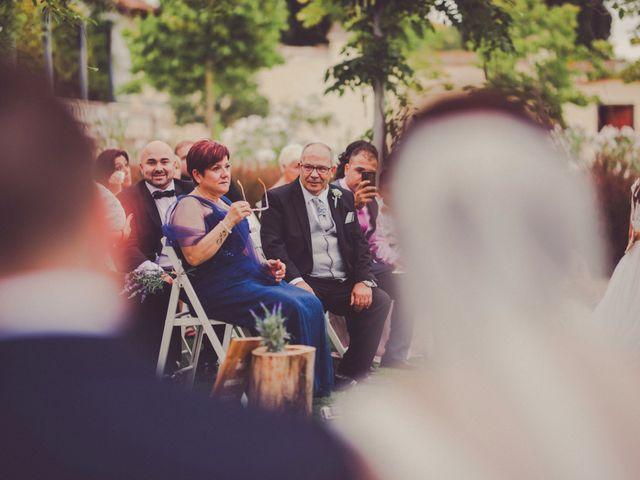 La boda de Miguel y Mireia en L' Ametlla Del Valles, Barcelona 131