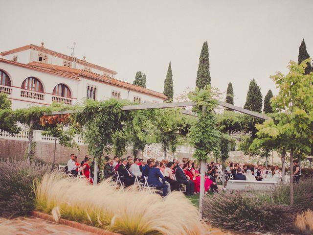 La boda de Miguel y Mireia en L' Ametlla Del Valles, Barcelona 136