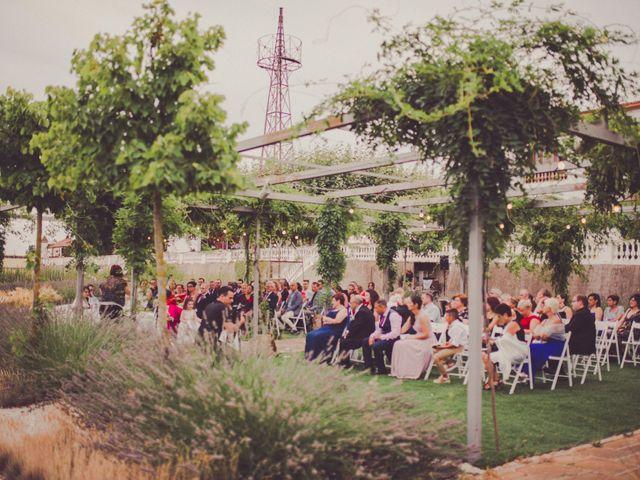 La boda de Miguel y Mireia en L' Ametlla Del Valles, Barcelona 137