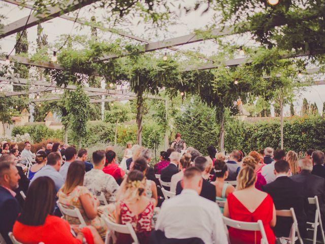 La boda de Miguel y Mireia en L' Ametlla Del Valles, Barcelona 140