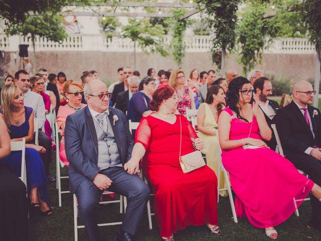 La boda de Miguel y Mireia en L' Ametlla Del Valles, Barcelona 141