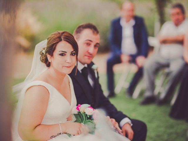 La boda de Miguel y Mireia en L' Ametlla Del Valles, Barcelona 142
