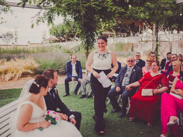 La boda de Miguel y Mireia en L' Ametlla Del Valles, Barcelona 143