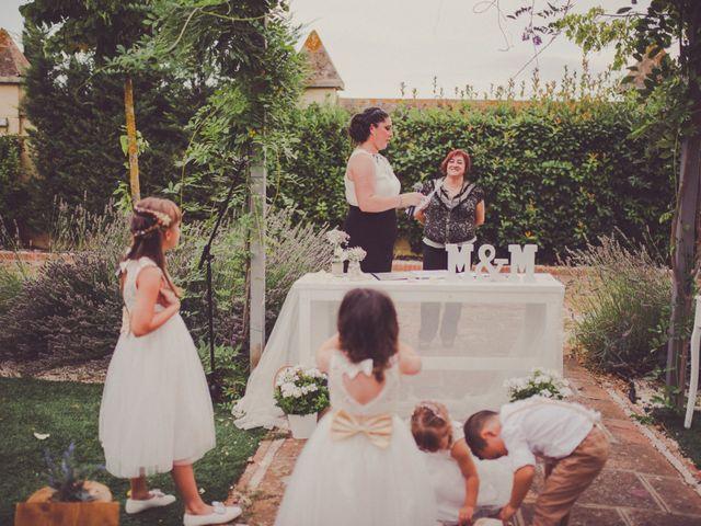 La boda de Miguel y Mireia en L' Ametlla Del Valles, Barcelona 144