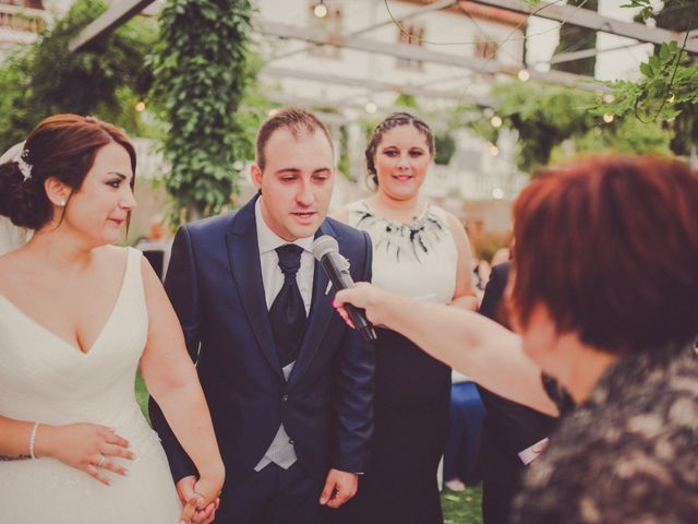 La boda de Miguel y Mireia en L' Ametlla Del Valles, Barcelona 153