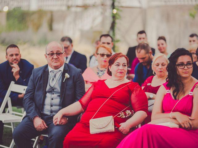 La boda de Miguel y Mireia en L' Ametlla Del Valles, Barcelona 154