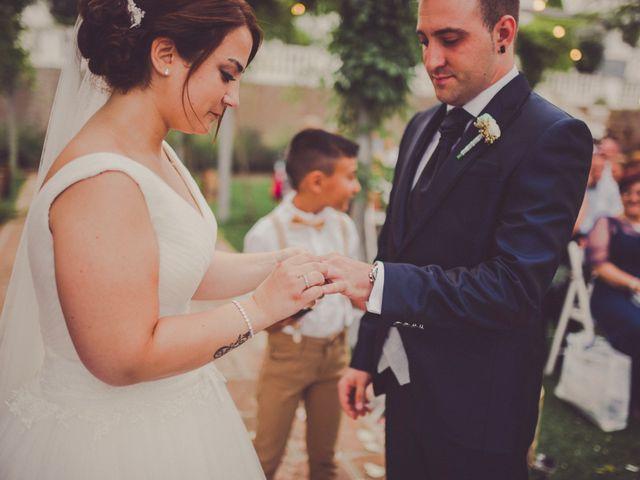 La boda de Miguel y Mireia en L' Ametlla Del Valles, Barcelona 161