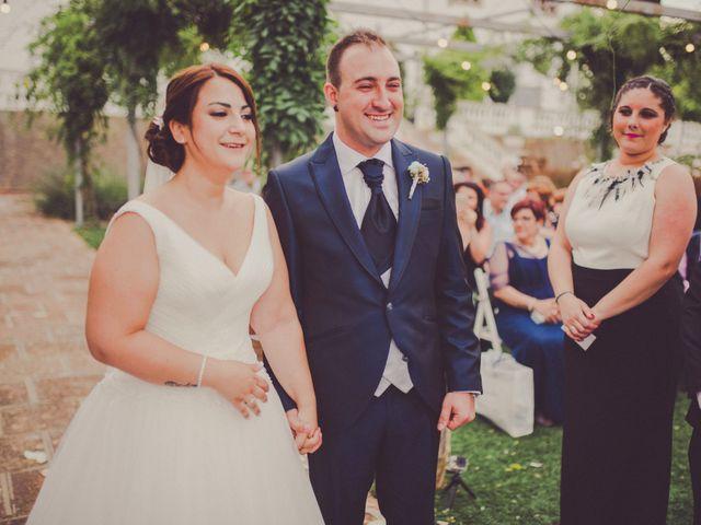 La boda de Miguel y Mireia en L' Ametlla Del Valles, Barcelona 163