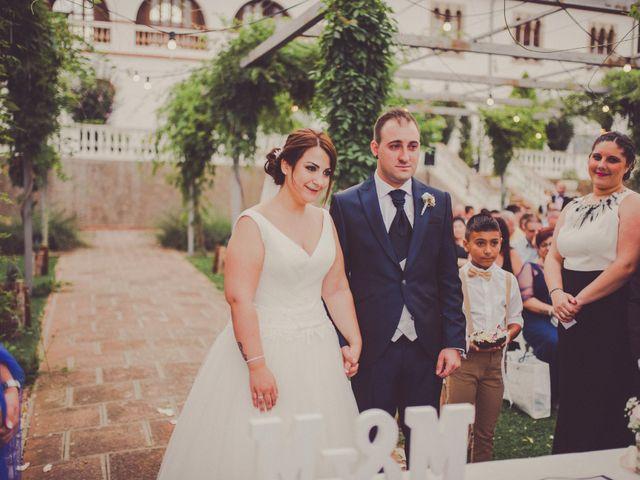 La boda de Miguel y Mireia en L' Ametlla Del Valles, Barcelona 165