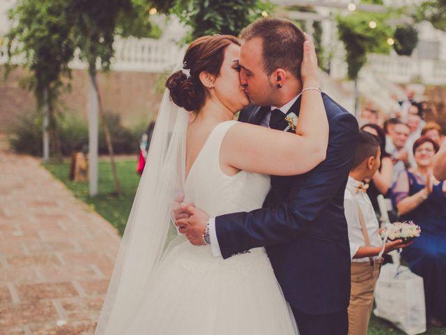 La boda de Miguel y Mireia en L' Ametlla Del Valles, Barcelona 166