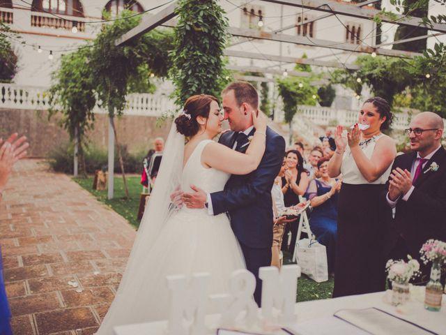La boda de Miguel y Mireia en L' Ametlla Del Valles, Barcelona 167