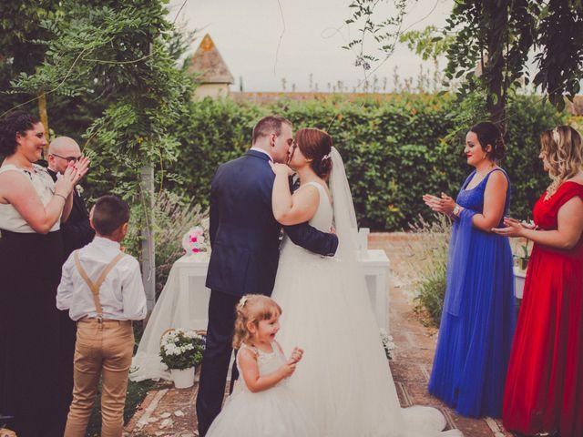 La boda de Miguel y Mireia en L' Ametlla Del Valles, Barcelona 168