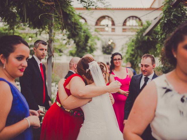 La boda de Miguel y Mireia en L' Ametlla Del Valles, Barcelona 177