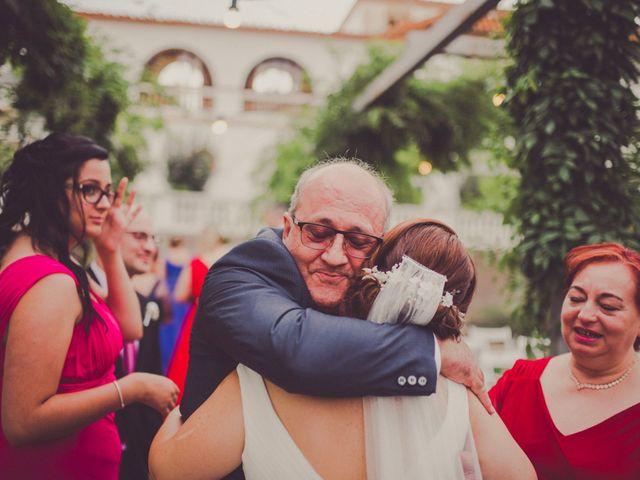 La boda de Miguel y Mireia en L' Ametlla Del Valles, Barcelona 180