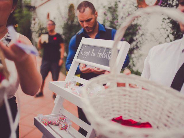 La boda de Miguel y Mireia en L' Ametlla Del Valles, Barcelona 182