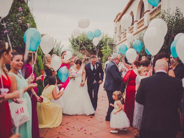 La boda de Miguel y Mireia en L' Ametlla Del Valles, Barcelona 185