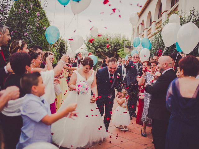 La boda de Miguel y Mireia en L' Ametlla Del Valles, Barcelona 186