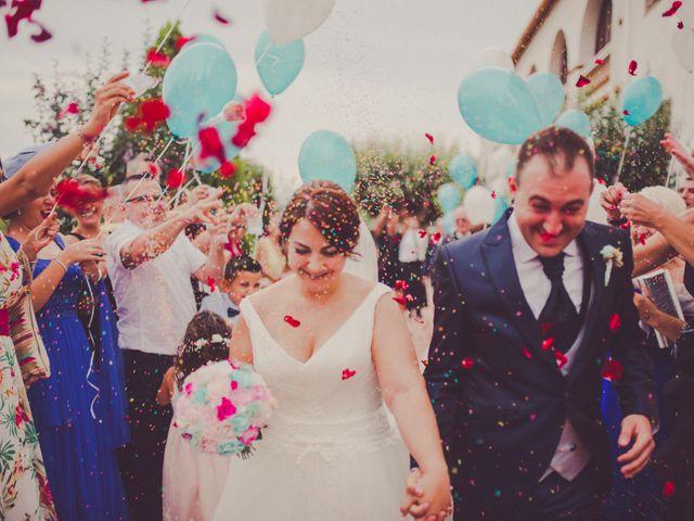 La boda de Miguel y Mireia en L' Ametlla Del Valles, Barcelona 187