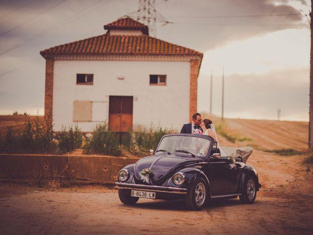 La boda de Miguel y Mireia en L' Ametlla Del Valles, Barcelona 197