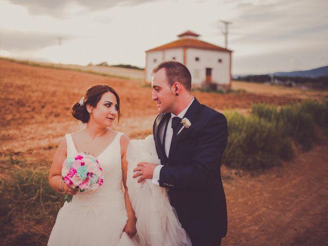 La boda de Miguel y Mireia en L' Ametlla Del Valles, Barcelona 200