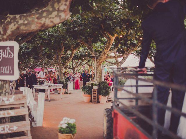 La boda de Miguel y Mireia en L' Ametlla Del Valles, Barcelona 206