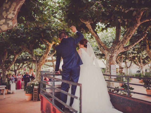 La boda de Miguel y Mireia en L' Ametlla Del Valles, Barcelona 207