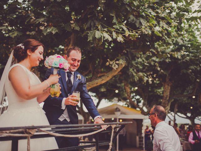 La boda de Miguel y Mireia en L' Ametlla Del Valles, Barcelona 208