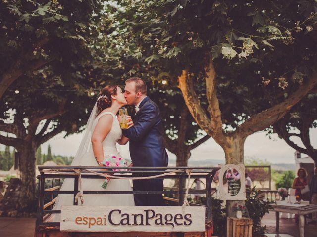 La boda de Miguel y Mireia en L' Ametlla Del Valles, Barcelona 209