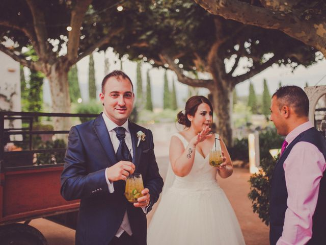 La boda de Miguel y Mireia en L' Ametlla Del Valles, Barcelona 210